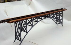 S Scale Bridge
