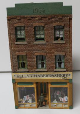 Kelly's Haberdashery model
